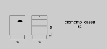 Elemento cassa